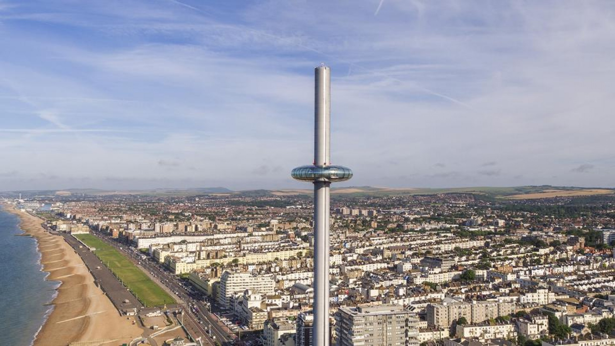 Winnaar 2018, i360, Brighton (UK)